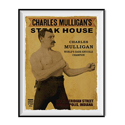 My Party Shirt Charles Mulligans Steakhouse Poster Ron Swanson Parks And Recreation Rec Gift