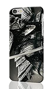 47 Ronin Pattersn Image - Protective 3d Rough Case Cover - Hard Plastic 3d Case - For Iphone 6 - 4.7