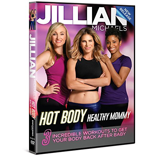 - Jillian Michaels Hot Body Healthy Mommy
