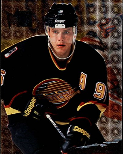1995-96 Fleer Metal Vancouver Canucks Team Set 8 Cards Pavel Bure