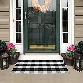 Amazon Com Hello Pumpkin Funny Door Mat Welcome Doormat