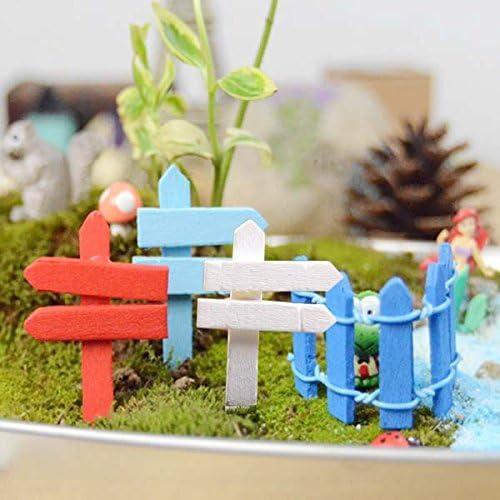 Ochoos - Mini Cartel de Madera para Paisaje de jardín, Paisaje de jardín, Paisaje y terraza, Accesorios de Bricolaje: Amazon.es: Jardín