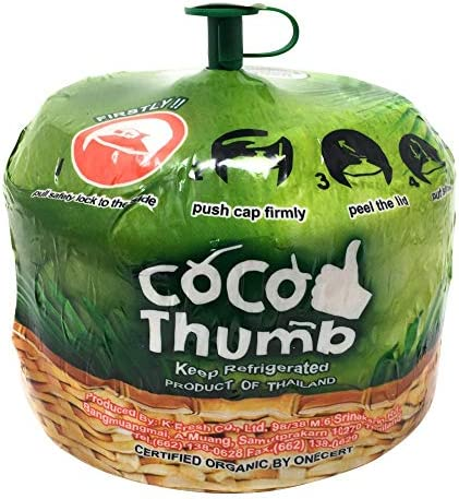 Best Oriental Produce, Coconut Coco Thumb Organic, 1 Each