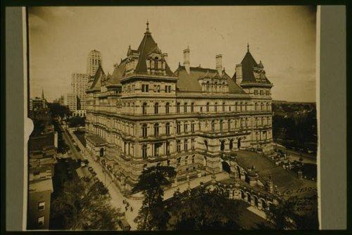 Photo: The Capitol of Albany, New York,NY,N.Y., - Shopping Ny Albany In