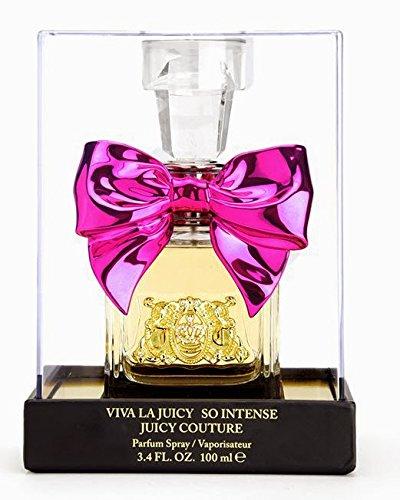 Viva La Juicy SO INTENSE Limited Edition 3.4 OZ Parfum Spray by Juicy Couture