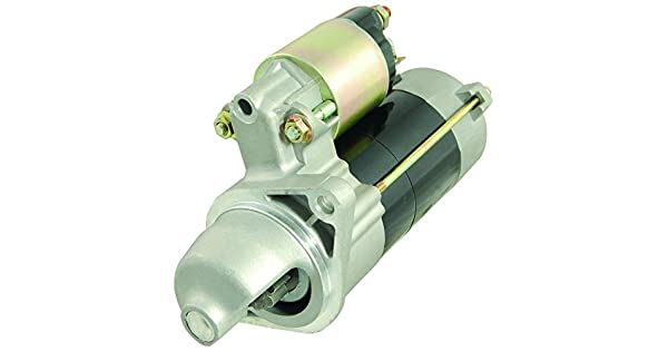 Amazon.com: Reproductor de partes New Starter Fits Kubota ...