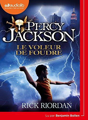 Percy Jackson 1 - le Voleur de Foudre by Riordan-R