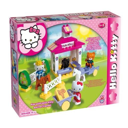 Mookie Toys  - Petit manège Hello Kitty 41 pièces