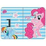 My Little Pony 7-Inch Universal Portfolio Case - Retail Packaging - Light Blue