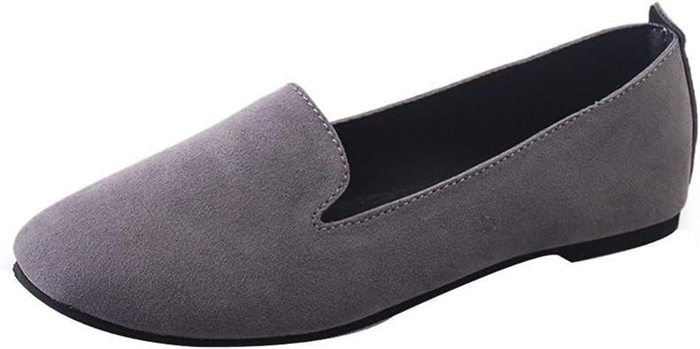 Zapatos De Vestir Para Mujer Otono Paolian Calzado De Dama Comodos Moda Calzado De Trabajo Terciopelo Baratos Fiesta Zapatillas Tallas Grandes Nauticos Espadrilles Amazon Es Zapatos Y Complementos