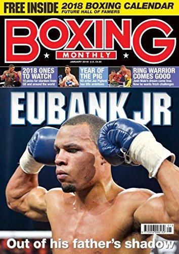 ring magazine boxing - 1
