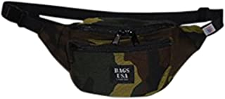 product image for Fanny Pack 3 Compartment,tough Cordura with YKK zipper Made in USA. (Camouflage)