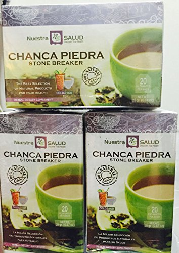 Chanca Piedra Tea Bags - 1