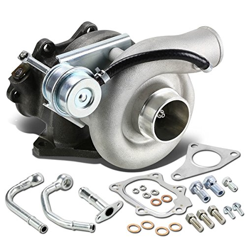 (For Impreza WRX/STi EJ20 EJ25 TD05H 18G Turbocharger with Internal Wastegate Turbine A/R .49)