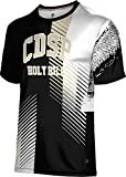 ProSphere Men's Church Divinity of The Pacific College Hustle Shirt (Apparel) EEFE2