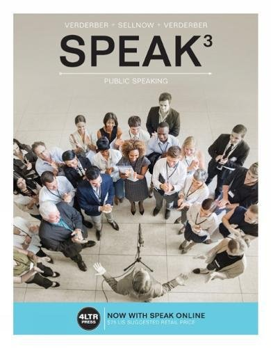 1305659503 - SPEAK (with Online, 1 term (6 months) Printed Access Card) (New, Engaging Titles from 4LTR Press)