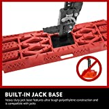 FieryRed Jack with 2pcs Recovery Traction Tracks