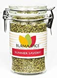 Summer Savory | Seasonal Herb | Perfect for Replacing Salt and Pepper in Fish Dishes (1 Ounce)