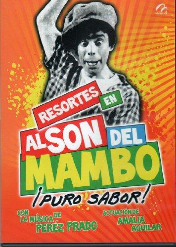Al Son Del Mambo, Puro Sabor! [NTSC/Region 1 and 4 dvd. Import - Latin ()