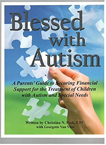 blessed with autism a parent s guide to securing financial support rh amazon com 2012 OJP Financial Guide Financial Guide Heading
