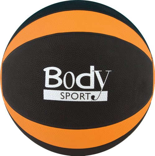 Jobri Body Sport Medicine Balls with Exercise Guide, 18-P...