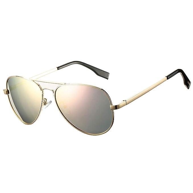Amazon.com: DeBuff - Gafas de sol polarizadas para hombre y ...