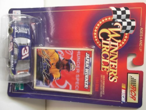 Mike Skinner  31 Japan Winner Die Cast Car by Winners Circle