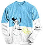 Best Comical Shirt Man Christmas - Mr Snowman Peeing Funny Ugly Christmas Shirt Full Review