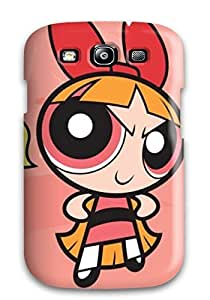Awesome Design The Powerpuff Girls Hard Case Cover For Galaxy S3