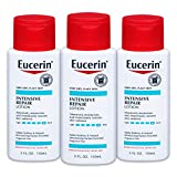 Eucerin Intensive Repair Lotion - Rich Lotion for Very Dry, Flaky Skin - 5 fl. oz. Bottle (Pack of 3)