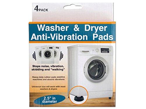 Washer & Dryer Anti-Vibration Pads Set