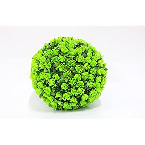 Porpora 11 or 19 inch Decorative Artificial Flower Ball for Home Décor, Weddings and Other Special Events 96