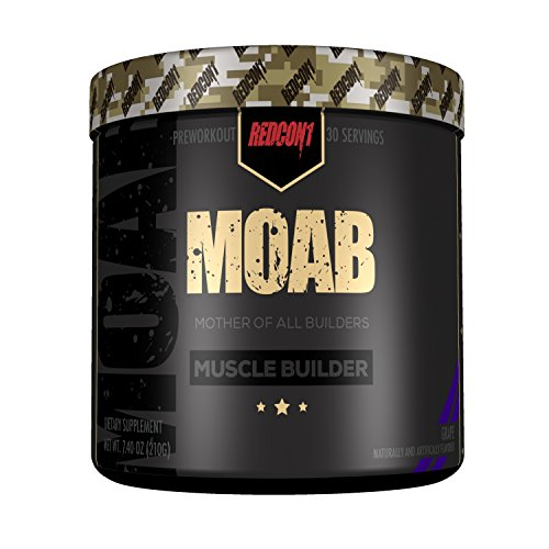 MOAB - Mother of All Builders - Muscle Builder - Grape (Anabolic Amplifier)
