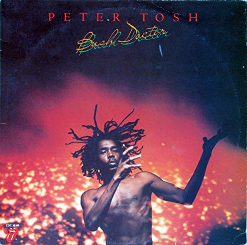 Peter Tosh / Bush Doctor (Original Inner Sleeve w/ lyrics) Tracks: Don't Look Back, Pick Myself Up, I'm The Toughest, Soon Come, Moses The Prophet, Bush Doctor & 3 More ()