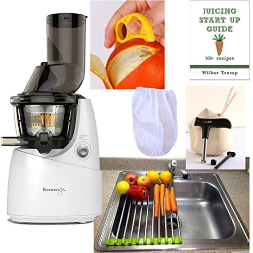 kuvings whole slow juicer b6000w - 3