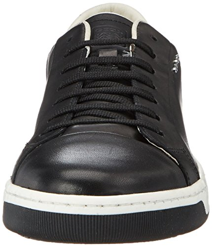 Homme Noir Rikin Basses Sneakers Geox Blackc9999 Uomo 4TxUqI