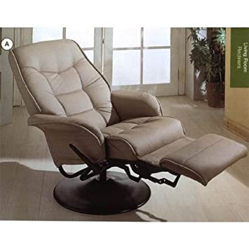 Amazon.com: Polipiel Hueso Cojín Sillón Reclinable por ...