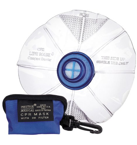 Prestige Medical CPR Resuscitator, M20