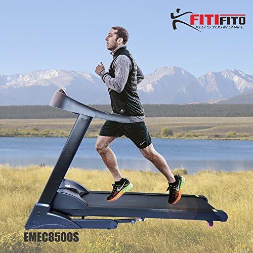 fitifito 8500S cinta de correr profesional Durabilidad Traning 7 ...