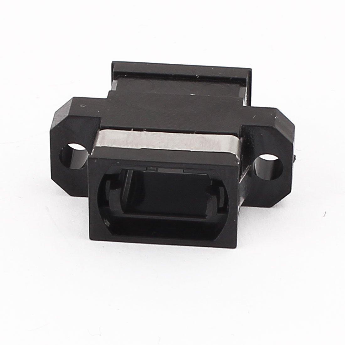 Uxcell Fiber MPO/MTP SM Adapter Optical Fiber Coupler Connector a15111200ux0080