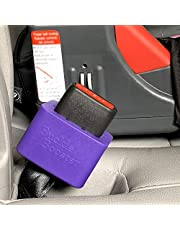 Seat Belt Buckle Booster - Raises Your Seat Belt for Easy Access - Stop Fishing for Buried Seat Belts - Makes Receptacle Stand Upright Buckling