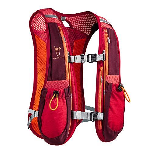 UTOBEST HydrationPack Backpack Lightweight HydrationVest for Women Men TrailRunning 5L