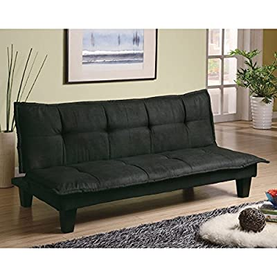 Coaster Carnation Convertible Sofa