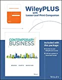 img - for Contemporary Business, 17th Edition WileyPLUS Learning Space Registration Card + Loose-leaf Print Companion book / textbook / text book
