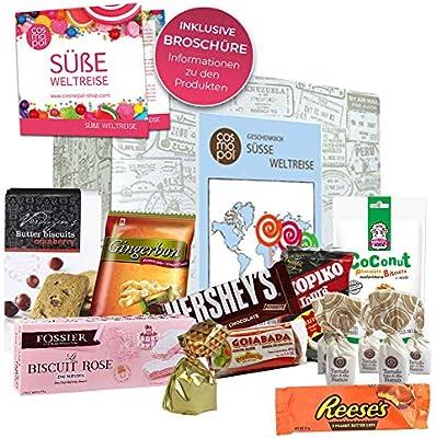 Caja Especial de Dulces Sweet World Tour | Mezcla de dulces con ...
