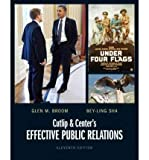 img - for Broom, Glen M. ( Author )(Cutlip and Center's Effective Public Relations) Paperback book / textbook / text book