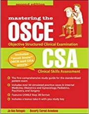 Mastering the Objective Structured Clinical Examination and the Clinical Skills Assessment