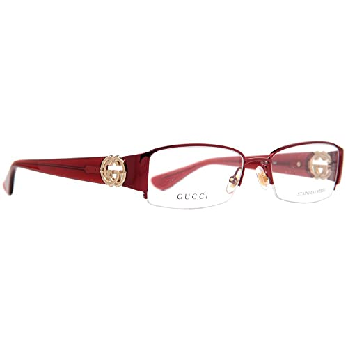 9d13ab3c37f Amazon.com  Gucci Eyeglasses GG 2844 BURGUNDY NAF GG2844  Gucci  Shoes