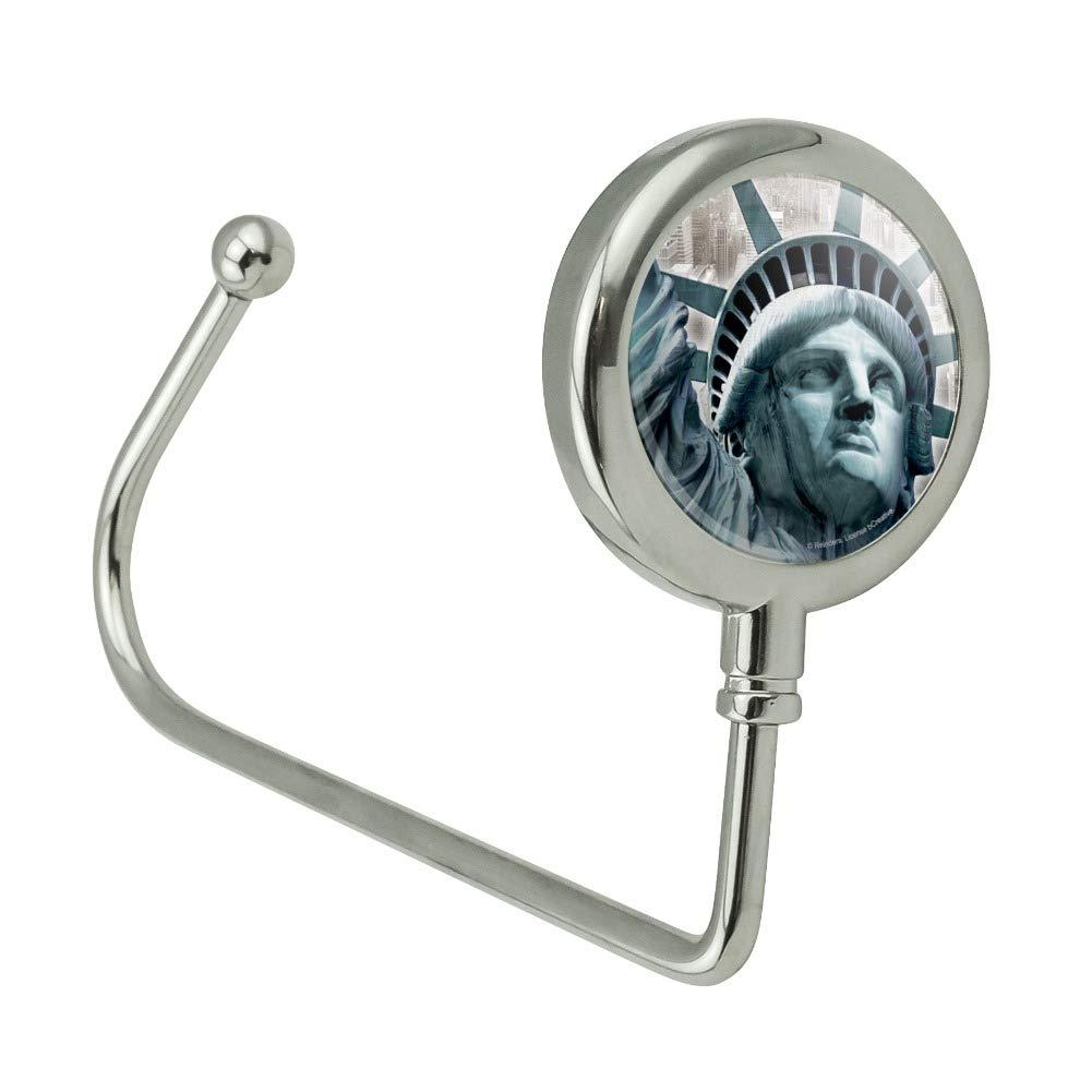 Statue of Liberty New York City Purse Bag Hanger Holder Hook