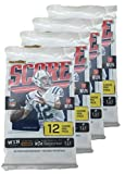 2016-2017 Score NFL Football Trading Cards Retail Factory Sealed 4 Pack